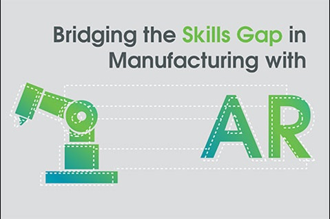 How AR Can Help to Bridge the Skills Gap in Manufacturing